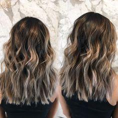 Balayage Color, Hair Painting, Long Hair Styles, Instagram Posts, Beauty, Long Hairstyle, Long Haircuts, Long Hair Cuts, Beauty Illustration