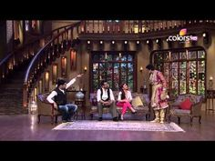 Javed Jaffrey & Soha Ali Khan – Comedy Nights with Kapil | Kapil Sharma Video Website