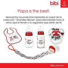 ¡No lo pienses más, en bibi México tenemos el regalo perfecto para papá!    www.bibi.com.mx