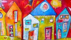 Jodi Ohl shares one of the top 3 FAQs she hears in her mixed-media art workshops: How do you achieve such bright colors? Get the full answer here!