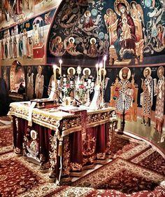 Ιερά Μονή Παναγίας Δοβρά, Βέροια 2014