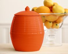 Bauer Pottery Cookie Jar available at Firecracker USA