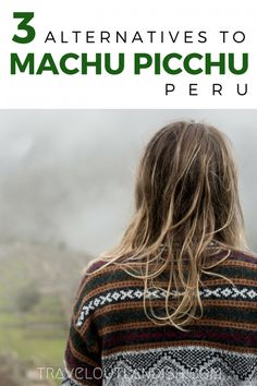 Want a less crowded or less expensive alternative to Machu Picchu? The pros / cons of Choquequirao, Kuelap, + the Sacred Valley as alternatives!