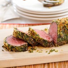 Horseradish-Crusted Beef Tenderloin - Cook's Illustrated Search