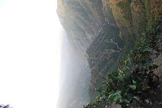 The mountains of Asmera.