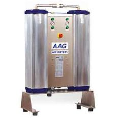Ak-Dab 2 Series Zero Purge Cooling Adsorption Compressed Air Dryers