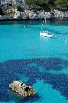 Minorca, Balearic Islands, Spain