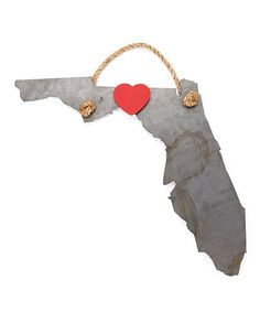Look at this #zulilyfind! State of Florida Magnetic Board #zulilyfinds
