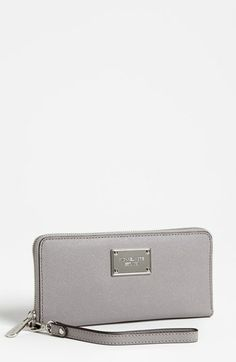 MICHAEL Michael Kors iPhone 5 Continental Wristlet available at #Nordstrom