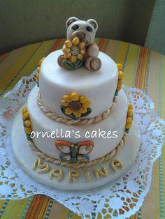 Torta orsetto Thun