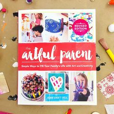 """Rachelle Doorley ★ TinkerLab op Instagram: """"The Artful Parent, revised edition from @roostbooks, just hit the shelves! Read on for deets on how to win your very own copy. . Jean Van't…"""""""