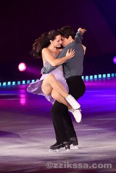 Virtue & Moir, Canadian olympic champions