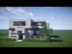 http://minecraftstream.com/minecraft-tutorials/minecraft-house-tutorial-how-to-build-a-modern-house-in-minecraft-minecraft-house-build-tutorial/ - Minecraft House Tutorial : HOW TO BUILD A MODERN HOUSE IN MINECRAFT - Minecraft House Build Tutorial This is a Minecraft Modern House Build Tutorial, that shows you how to build a modern house in Minecraft. This modern house is not quite like the others that you're going to see. I do also think that this house is of the bes