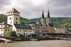 Boppard ~ Rhine Valley ~ Germany