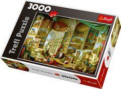 AmazonSmile: Trefl Antiquity 3000 Piece Jigsaw Puzzle: Toys & Games