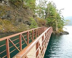Kid-friendly winter hike ideas from WTA. We've done part of the Spruce Railroad at Crescent Lake on the Olympic Pennisula.