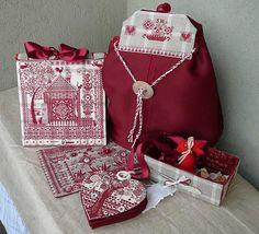 Gallery.ru / Фото #106 - Прикладная вышивка - mamont333
