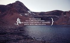 Climb Mountains /  Julian Bialowas