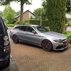 Mercedes-AMG C 63 Estate