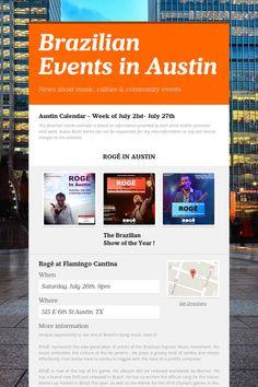 Brazilian Events in Austin