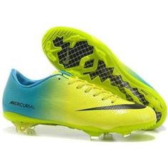 http://www.asneakers4u.com/ Nike Mercurial Vapor IX FG Mens Firm Ground Football Cleats In Electricity Photo Blue Black