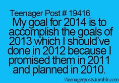 2015 now hahaha will haven't got any thing done