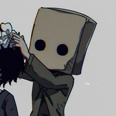 Cute Anime Profile Pictures, Matching Profile Pictures, Cute Anime Pics, Friend Anime, Anime Best Friends, Little Nightmares Fanart, Cute Anime Coupes, Gothic Anime, Anime Love Couple