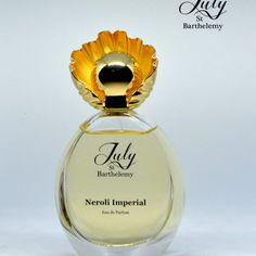 July of St. Barthelemy: Neroli Imperial, for women