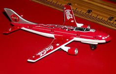 Coca Cola Matchbox Airbus