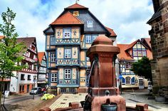 There's a lot to see along the Fairy Tale Route, but these small German towns are a major highlight of the famous drive.
