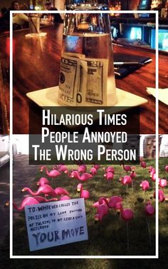40 People Pissing Off The Wrong Person Funny Animal Memes, Funny Jokes, Hilarious, Drawing Hand, Wrong Person, Try Not To Laugh, Thing 1, April Fools, Really Funny