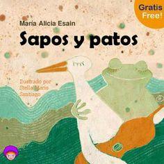 Poesía escrita por María Alicia Esain e ilustrada por Stella Maris Santiago.