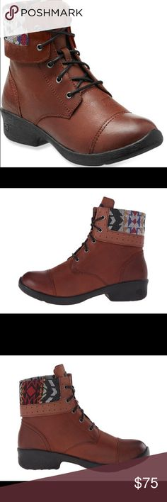 4c77a312bbb KEEN Tyratread Lace Boot - Tortoise Shell The best part about Fall is being  able to bust out your warm clothes and boots and Keen s Tyretread Lace boots  are ...