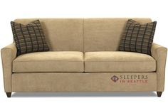 Look what I bought! St Louis Queen Sleeeper Sofa by Savvy $1049.00
