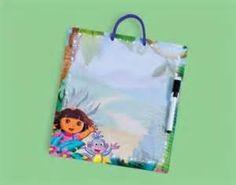 Dora The Explorer Dry Eraser Board and Marker #Disney