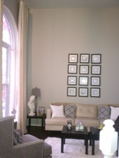 benjamin moore pewter revere | living rooms - Benjamin Moore - revere pewter - color, living room ...