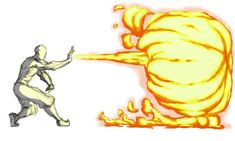 ◈RaaVaatu◈ — Firebending Fence Firebending Arms Firebending...