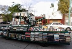 Weapon of Mass Instruction Travelling Library