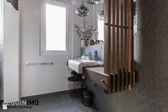 Łazienka styl Industrialny - zdjęcie od eve07 - Łazienka - Styl Industrialny - eve07