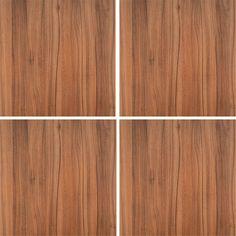 Deflect-O® Decorative Wall Panels, Walnut, Pack Of 4