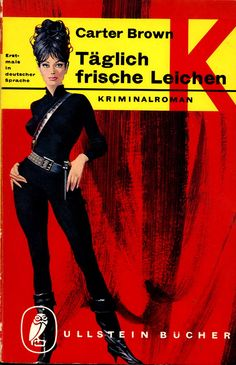 Vintage Men's Pulp Magazine Covers   vintage cover girl