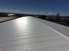 Ultraspan frame, finished roof. Kieren Lee Plumbing & Construction 0428690696