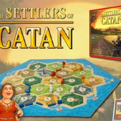 Obsessed with #catan !
