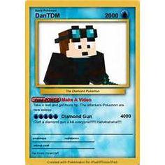 dantdm pokemon :o