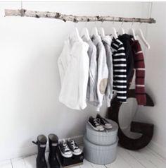Garderob alternativ