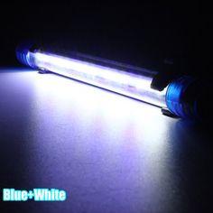 Aquarium Waterproof LED Light Bar Fish Tank Submersible Downlight Tropical Aquarium Product 4W 40CM at Banggood
