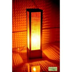 Saloni Net Table Lamp from KraftInn