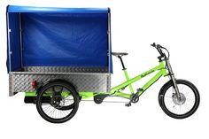 lastenanh nger bausatz mit tiefdeichsel bike 39 s. Black Bedroom Furniture Sets. Home Design Ideas