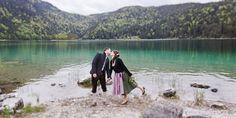 octaviaplusklaus photography - heiraten im dirndl als brautkleid