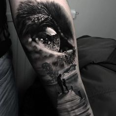 Niki Norberg, the Master of Hyperrealistic Tattoos realistisches Tattoo von Niki Norberg Tattoos 3d, Best Sleeve Tattoos, Forearm Tattoos, Temporary Tattoos, Body Art Tattoos, Tattoos For Guys, Cool Tattoos, Tattos, Galaxy Tattoo Sleeve